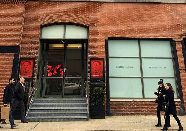 Amsterdam Whitney Gallery