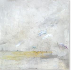Pale Waters, Golden Beach by Alice Cescatti