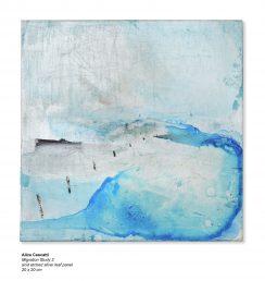 Migration Study 3 by Alice Cescatti