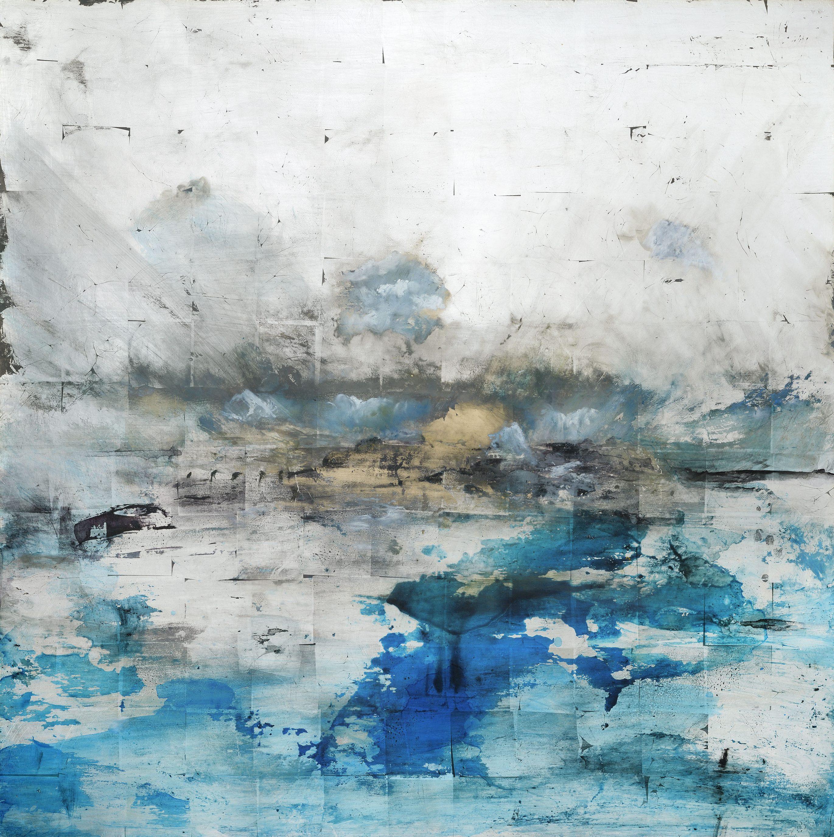 April Blues by Alice Cescatti