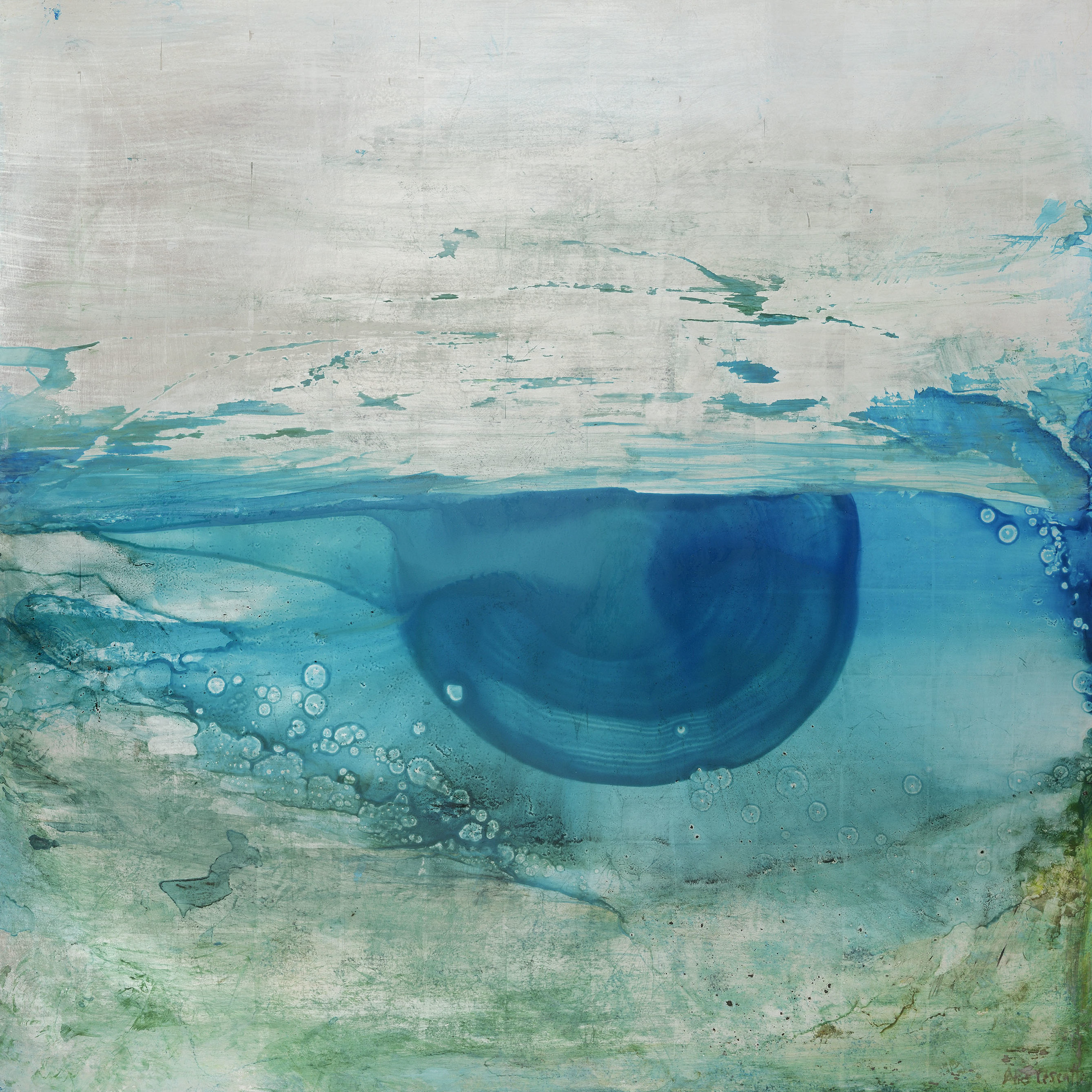 Ocean Drop 1 by Alice Cescatti