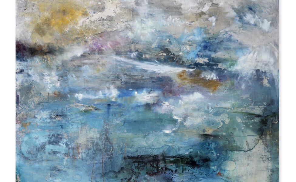 Ocean Blue by Alice Cescatti