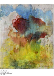 Summer High Study by Alice Cescatti